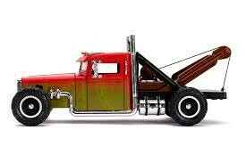 1.24 Hobbs and Shaw Custom Built Peterbilt Tow Truck
