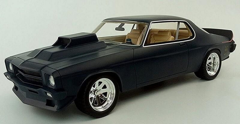 1.24 MFP 1972 Holden Monaro HQ Mad Max V8 Interceptor