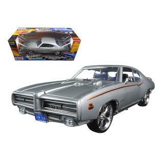 1.18 Scale 1969 Pontiac
