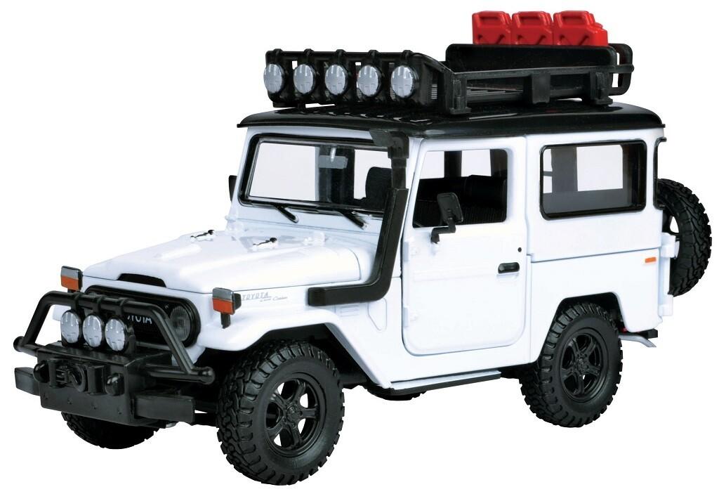 Toyota FJ40 Land Cruiser Off Road