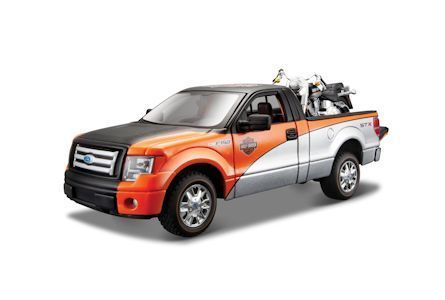 1.27 Scale F150 Ford Harley Davidson