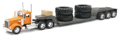 1.32 Scale Kenworth Lowboy