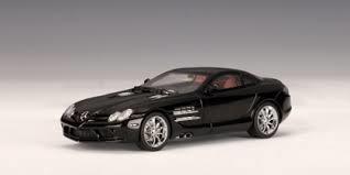 Mercedes Mclaren Slr black amg