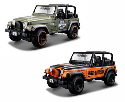 1.27 Jeep Wrangler Harley