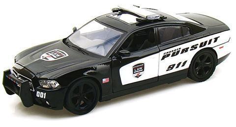 1.24 Dodge Charger Pursuit