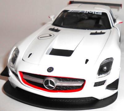Mercedes Mclaren SLR AMG GT3