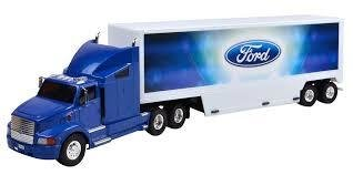 1.32 Scale 1997 Ford Aeromax 9500 with Container