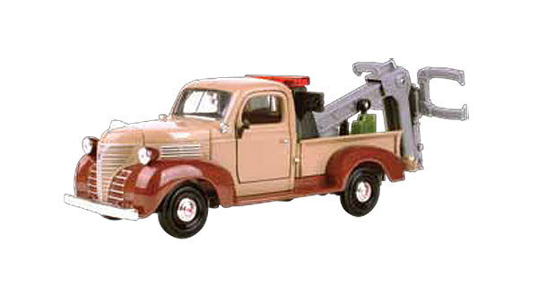 1941 Plymouth Pickup Wrecker Tow Truck American Classics