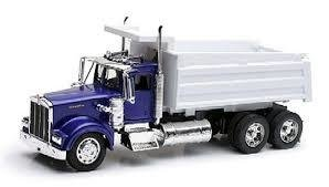 Kenworth w900 Single Dump Truck