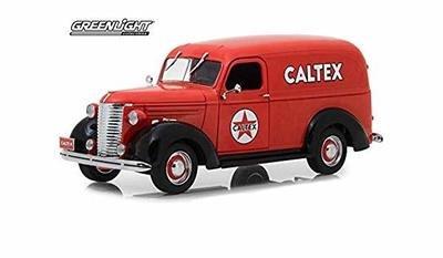1939 1.24 Scale Caltex Chevey Panel Van