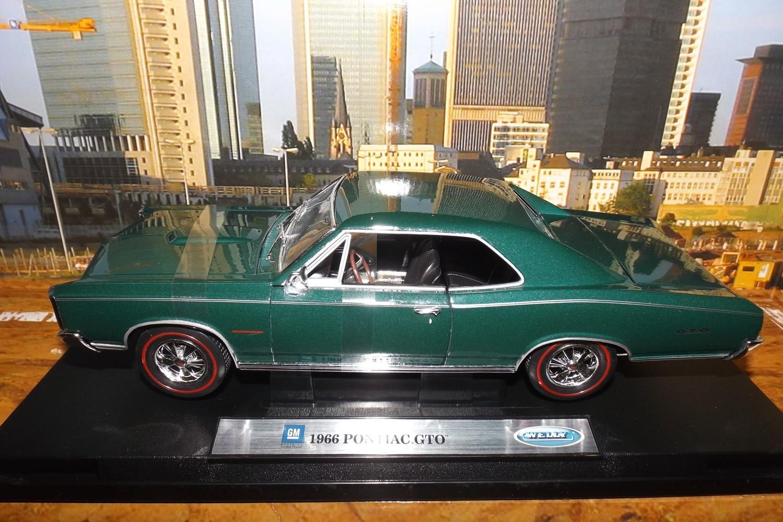 1.18 1966 Pontiac Gto Judge
