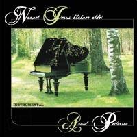 NAVNET JESUS BLEKNER ALDRI  (Instrumental CD)