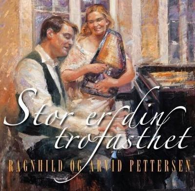 STOR ER DIN TROFASTHET  (CD inkl booklet m. sangtekster)