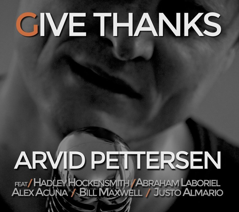 GIVE THANKS - ARVID PETTERSEN Featuring Koinonia (CD)