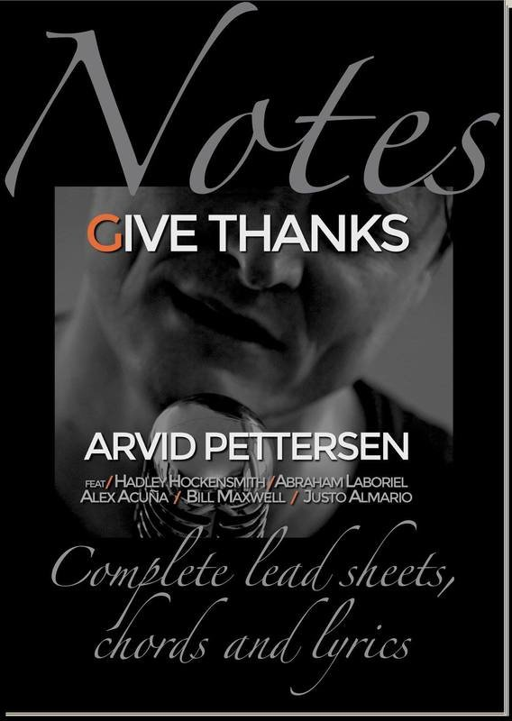 Notes GIVE THANKS