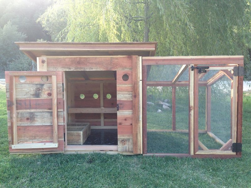 Durango Chicken Coop