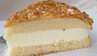 Bienenstich Torte  cake (Bee Sting )