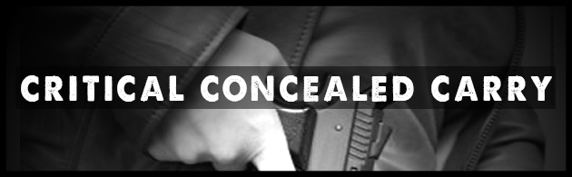Critical Concealed Carry Program