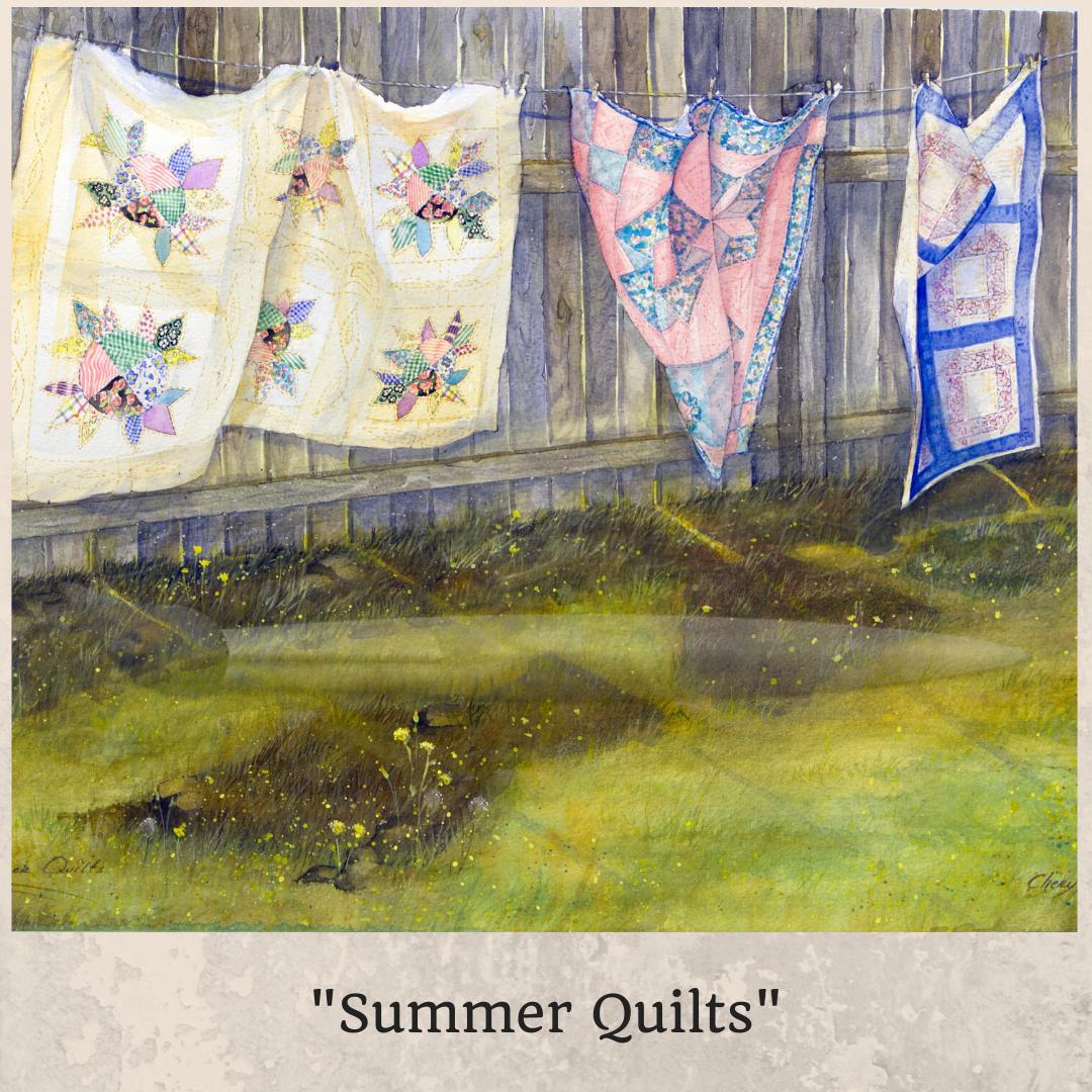 Summer Quilts
