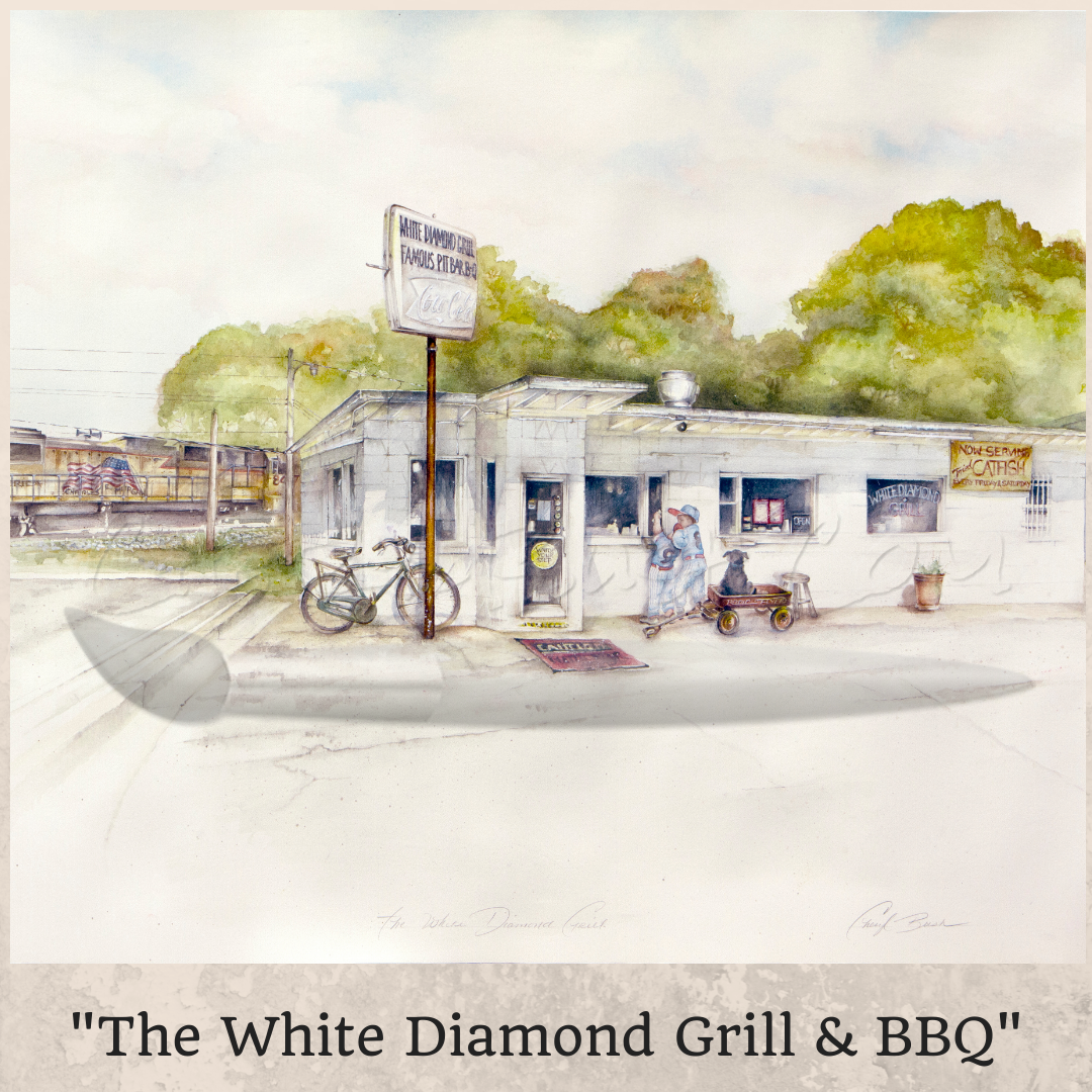 White Diamond Grill