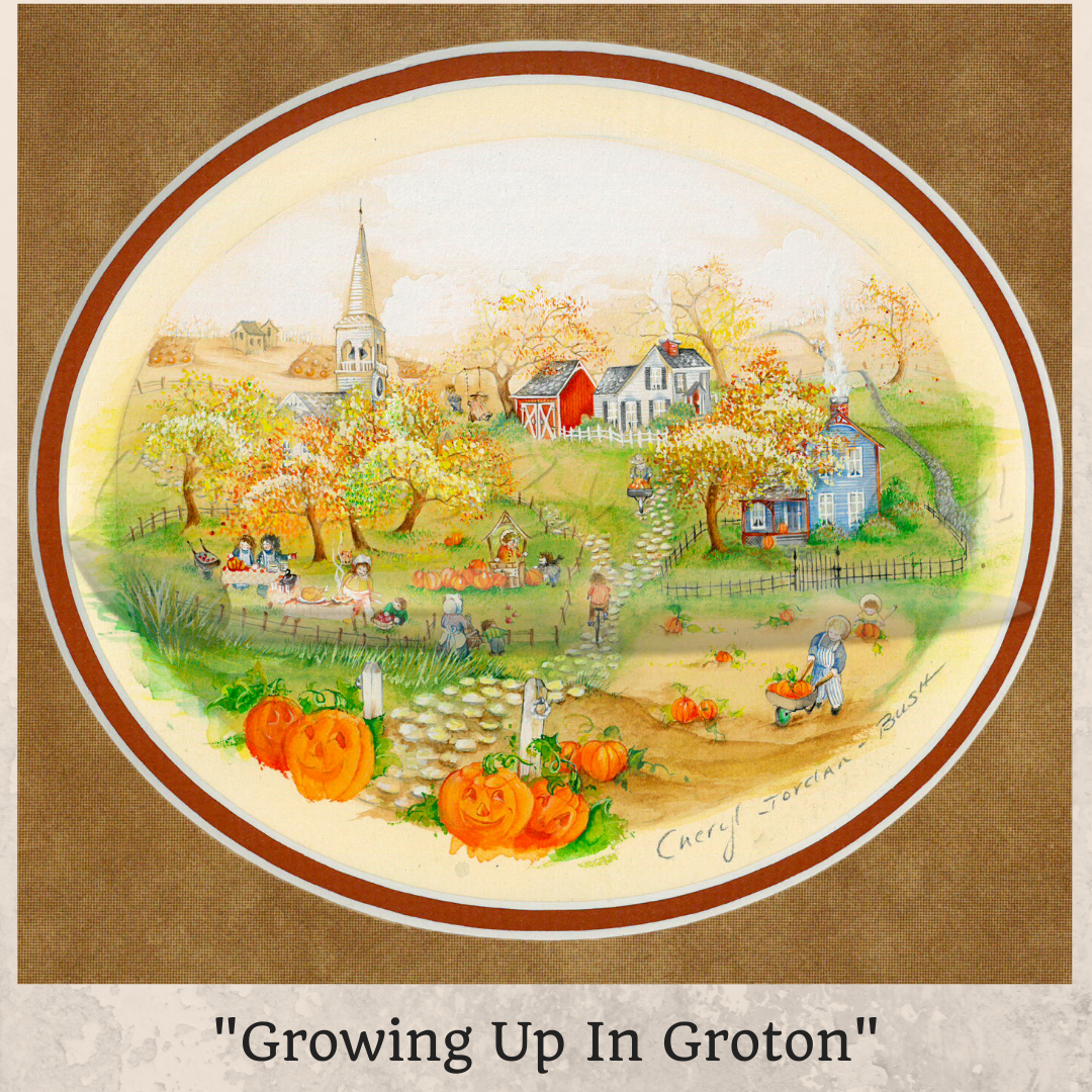 Growing Up In Groton