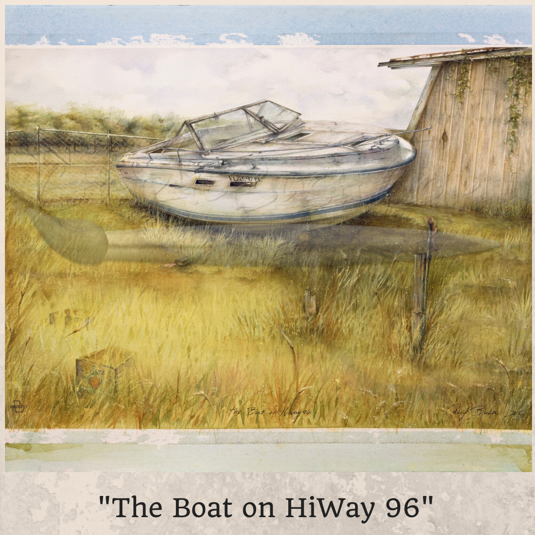 The Boat on Hiway 96