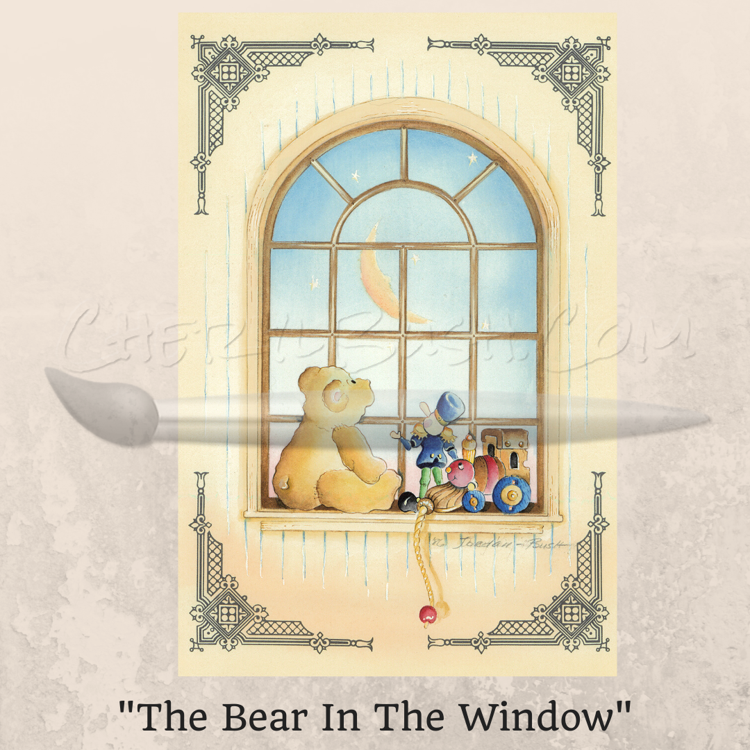 The Bear In the Window