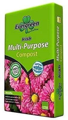40 Litre - Evergreen - Multi Purpose Compost
