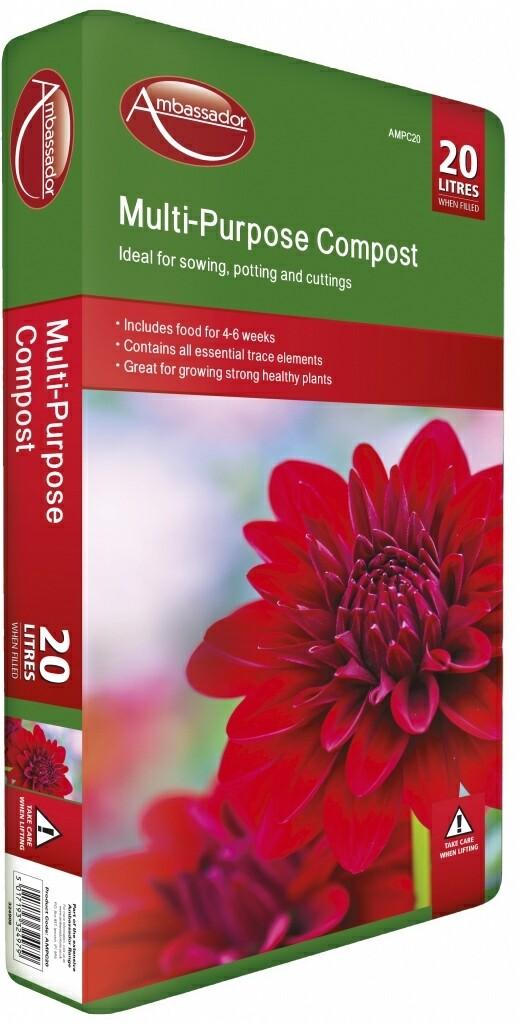 20 Litre - Ambassador - Multi-Purpose Compost