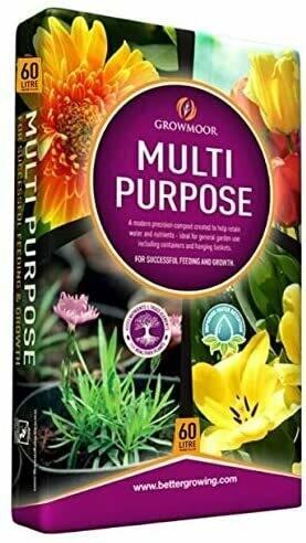60 Litre - Growmoor - Multi Purpose Compost