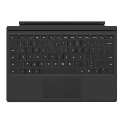 Clavier Type Cover pour Surface Pro – Noir (français) de Microsoft