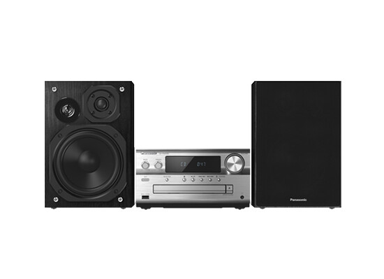 Mini chaîne audio compact SC-PMX90 de Panasonic
