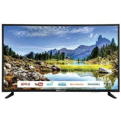 Téléviseur 55po Smart 4K UHD de Bolva