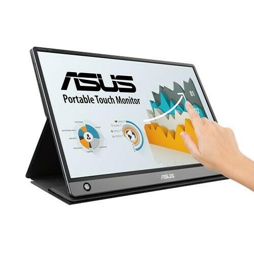 Moniteur tactile portable ZenScreen fullHD MB16AMT de ASUS
