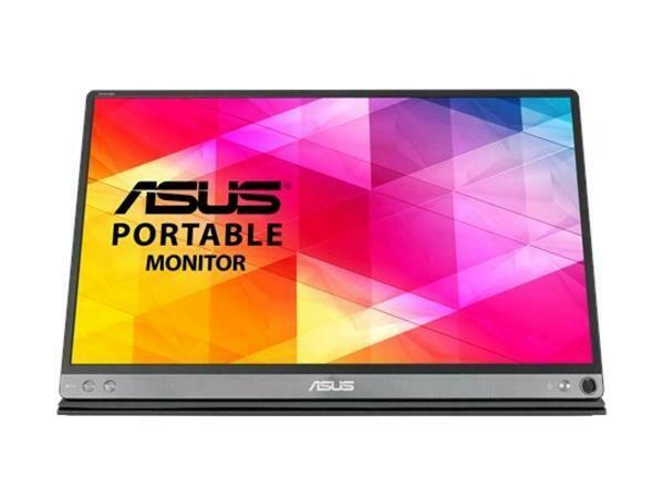 Moniteur ZENSCREEN portable fullHD USB-C MB16AC  de ASUS