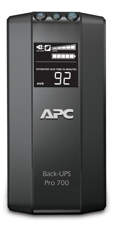 Onduleur parafoudre Back-UPS Pro 700 BR700G de APC