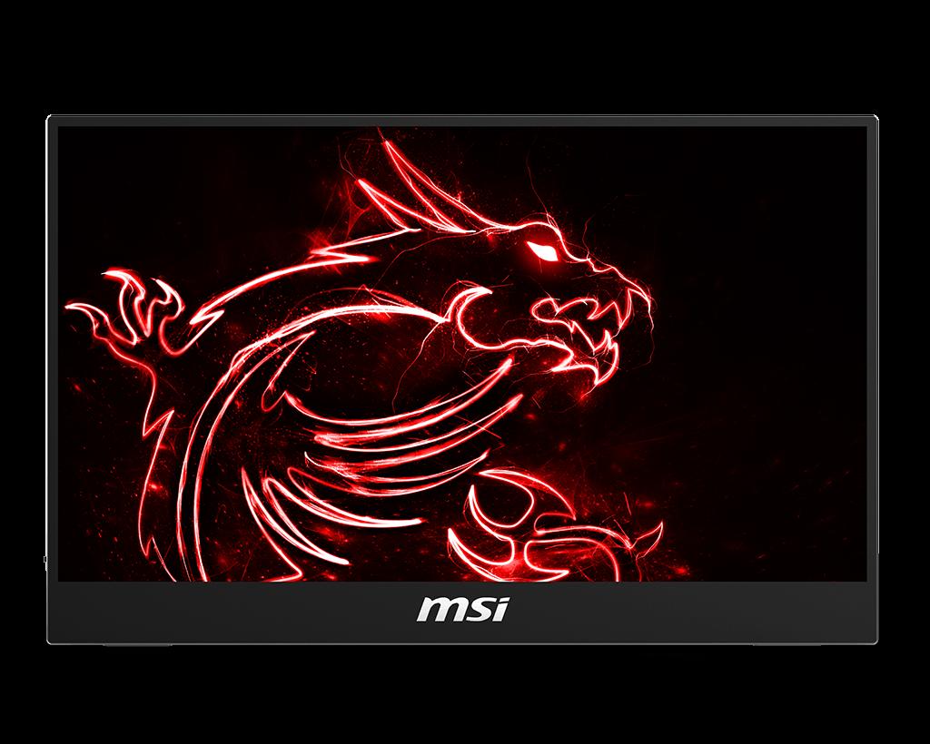 Écran portable Optix MAG161V 1920 x 1080 (FHD) de MSI