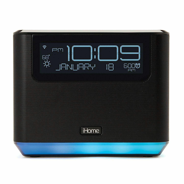 Système de Réveil Bluetooth avec Alexa Voice Assistant DE iHome