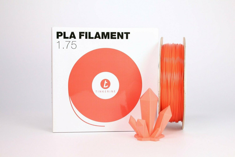 Filament pla pastel cherry blossom rouge 1.75mm de Tinkerine