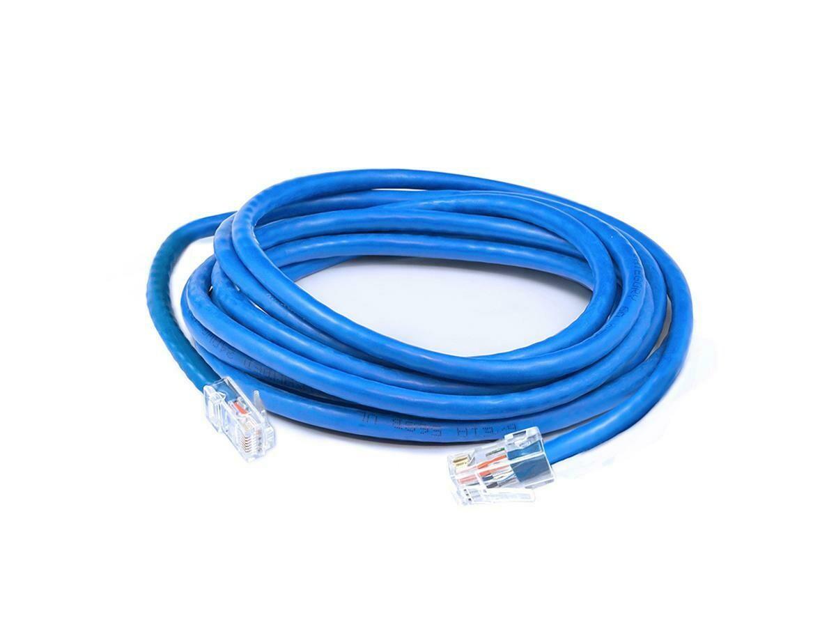 Câble RJ-45 bleu 45pi de ADD-ON