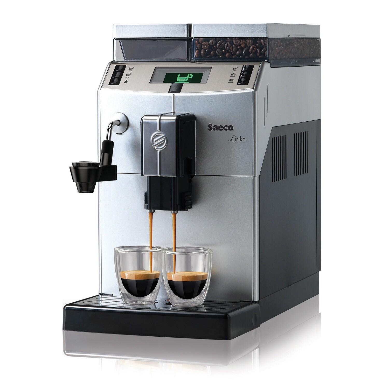Machine café Espresso Lirika Plus de Saeco