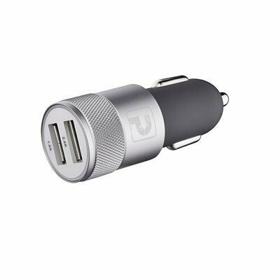 CHARGEUR DE VOITURE POWER DUO 3.1A de Powerlogy