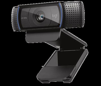 WEBCAM PRO HD C920S de Logitech