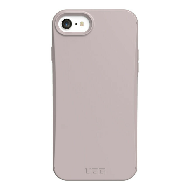 Étui Outback Biodégradable ''Rugged'' Lilas pour iPhone SE 2020/8/7/6S/6 de UAG