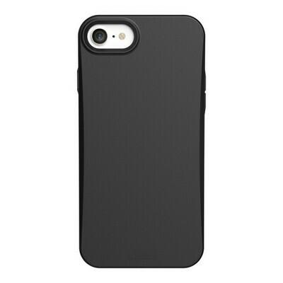 Étui Outback Biodégradable ''Rugged'' Noir pour iPhone SE 2020/8/7/6S/6 de UAG