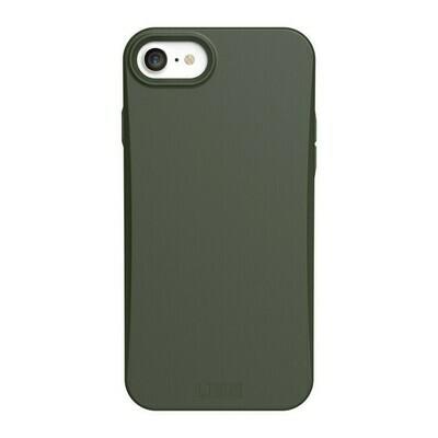 Étui Outback Biodégradable ''Rugged'' Olive pour iPhone SE 2020/8/7/6S/6 de UAG