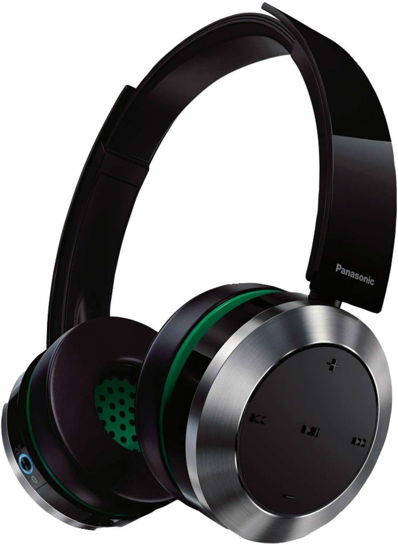 Casque d'écoute sans fil haut de gamme avec NFC et Bluetooth, excitateurs de 40mm, Batterie LI-ION de Panasonic