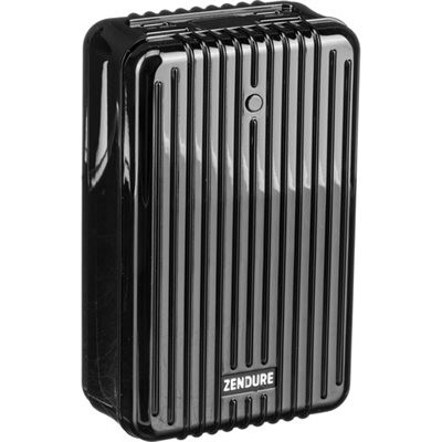 Chargeur portable  SuperTank - 27000 mAh 100W Desigh épuré antichocs (Noir) de Zendure