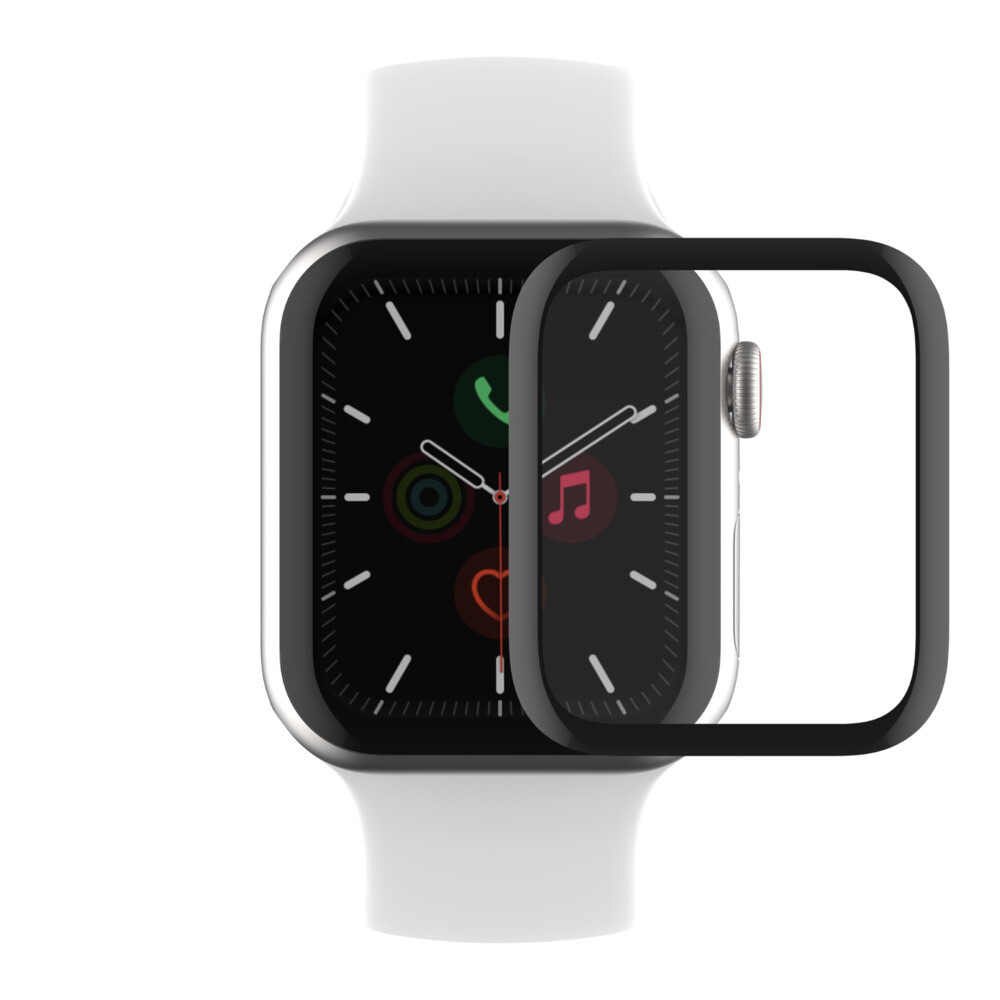 Protection d'écran SCREENFORCE™ TrueClear Curve pour Apple Watch pour Series 5 & 4. (44mm ) de Belkin