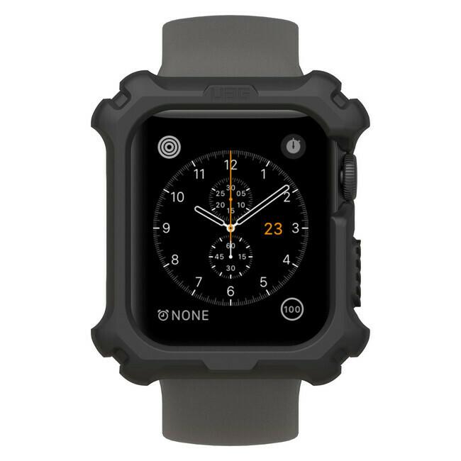 Bumper Case Noir pour Apple Watch Series 5/4 44mm de UAG
